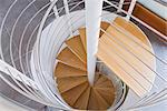 Mallorca Palma penthouse renovation, staircase Stock Photo - Premium Rights-Managed, Artist: Arcaid, Code: 845-03720848