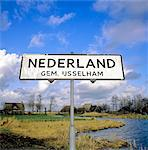 Overijssel, Nederland village. Stock Photo - Premium Rights-Managed, Artist: Arcaid, Code: 845-03720982