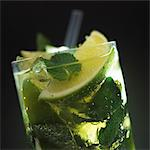 Mojito Stock Photo - Premium Rights-Managed, Artist: foodanddrinkphotos, Code: 824-03722395