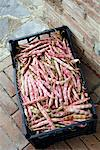 Borlotti Beans Stock Photo - Premium Rights-Managed, Artist: foodanddrinkphotos, Code: 824-03722673