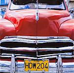 Full front detail of a Chevy. Stock Photo - Premium Rights-Managed, Artist: IIC, Code: 832-03723899