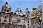 San Pedro Claver church Stock Photo - Premium Rights-Managed, Artist: IIC, Code: 832-03723977
