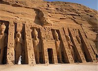 egyptian hieroglyphics - Abu Simbel Stock Photo - Premium Rights-Managednull, Code: 832-03724857