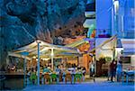 Seaside Restaurant in Fishing Village of Xlendi, Gozo, Malta Stock Photo - Premium Rights-Managed, Artist: Peter Christopher, Code: 700-03732428