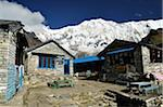 Annapurna Base Camp, Annapurna Conservation Area, Gandaki Zone, Nepal Stock Photo - Premium Rights-Managed, Artist: Jochen Schlenker, Code: 700-03734657