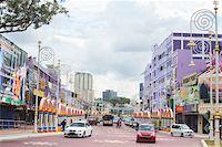 Indian Neighbourhood, Kuala Lumpur, Federal Territory of Kuala Lumpur, West Malaysia, Malaysia Stock Photo - Premium Rights-Managednull, Code: 700-03737569
