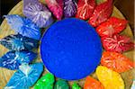 Colorful Pigment in Bags Stock Photo - Premium Rights-Managed, Artist: Alberto Biscaro, Code: 700-03737671