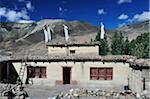 Traditional House, Muktinath Valley, Mustang District, Dhawalagiri, Annapurna Conservation Area, Pashchimanchal, Nepal Stock Photo - Premium Rights-Managed, Artist: Jochen Schlenker, Code: 700-03737775