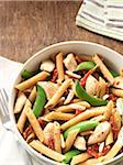 Chicken Penne Stock Photo - Premium Rights-Managed, Artist: Mark Burstyn, Code: 700-03738036