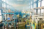 Blast Furnace Testing Environment in Aluminum Factory Stock Photo - Premium Rights-Managed, Artist: Lothar Wels, Code: 700-03738052