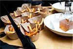 French Fries, Toronto, Ontario, Canada Stock Photo - Premium Royalty-Free, Artist: Ikonica, Code: 600-03738521