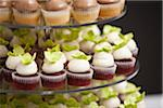 Cupcakes Stock Photo - Premium Rights-Managed, Artist: Ikonica, Code: 700-03738510