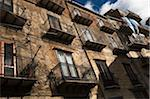 Building and Balconies, Sicily, Italy Stock Photo - Premium Rights-Managed, Artist: Ben Seelt, Code: 700-03739345