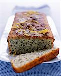 Lemon and Poppy Seed Loaf Stock Photo - Premium Rights-Managed, Artist: foodanddrinkphotos, Code: 824-03744511