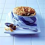 Beef Pie Stock Photo - Premium Rights-Managed, Artist: foodanddrinkphotos, Code: 824-03744608
