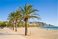 Roses, Costa Brava, Catalonia, Spain Stock Photo - Premium Royalty-Freenull, Code: 614-03747209