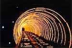 A lit tunnel. Stock Photo - Premium Royalty-Free, Artist: Robert Harding Images, Code: 6102-03748049