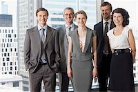 five people - Business