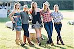 Group of Teenage Girls Line Dancing Stock Photo - Premium Rights-Managed, Artist: Kevin Dodge, Code: 700-03762682