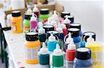 Variety of Oil Paints