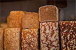 Dark bread with grains Stock Photo - Premium Royalty-Free, Artist: foodanddrinkphotos, Code: 649-03771925