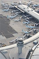 Lester B Pearson International Airport, Toronto, Ontario, Canada Stock Photo - Premium Royalty-Freenull, Code: 600-03777107