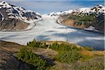 Salmon Glacier near Stewart, British Columbia, Canada Stock Photo - Premium Rights-Managed, Artist: J. A. Kraulis, Code: 700-03777161