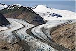 Berendon Glacier, Coast Mountains north of Stewart, British Columbia, Canada