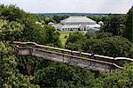 Xstrata Treetop Walkway, Royal Botanic Gardens, Kew. Architects: Marks Barfield Architects