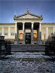 Ashmolean Museum of Art and Archaeology, Beaumont Street, Oxford. 1845. Architects: Charles Cockerell Stock Photo - Premium Rights-Managed, Artist: Arcaid, Code: 845-03777526