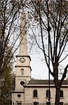 LSO St Luke's, Old Street, London, EC1, 1727-33 home of the LSO's community and music education programme LSO Discovery. Architects: Nicholas Hawksmoor Stock Photo - Premium Rights-Managed, Artist: Arcaid, Code: 845-03777568