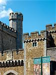 Cardiff Castle Stock Photo - Premium Rights-Managed, Artist: Arcaid, Code: 845-03777676