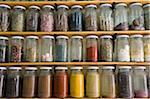 Spices, Souk in the Medina, Marrakech, Morocco