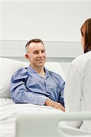 Male patient with doctor Stock Photo - Premium Royalty-Freenull, Code: 614-03783686