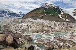 Salmon Glacier, Coast Mountains, British Columbia, Canada