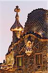 Casa Batllo, Barcelona, Catalunya, Spain Stock Photo - Premium Rights-Managed, Artist: Mike Randolph, Code: 700-03787467
