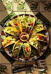 Tacos and guacamole Stock Photo - Premium Royalty-Free, Artist: Photocuisine, Code: 652-03799950
