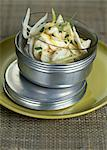 Fennel and scorpion fish with ginger Céviche stew Stock Photo - Premium Royalty-Free, Artist: Ikonica, Code: 652-03801773