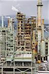 Chevron Oil Refinery on Burrard Inlet, Burnaby, British Columbia, Canada Stock Photo - Premium Rights-Managed, Artist: J. A. Kraulis, Code: 700-03805562