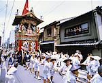 Gion Festival, Kyoto, Japan Stock Photo - Premium Rights-Managed, Artist: Aflo Relax, Code: 859-03806875
