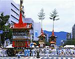 Gion Festival, Kyoto, Japan Stock Photo - Premium Rights-Managed, Artist: Aflo Relax, Code: 859-03807043