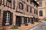 France, Tarn, Sorèze.  Maison Leignes, an old 17th century dye maker's house, Sorèze. Stock Photo - Premium Rights-Managed, Artist: AWL Images, Code: 862-03807447