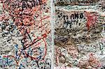 Italy, Verona, house of Juliette, graffitis