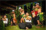 Traditional Dancers at Liku'alofa Resort, Liku'alofa, Tongatapu, Kingdom of Tonga Stock Photo - Premium Rights-Managed, Artist: R. Ian Lloyd, Code: 700-03814157