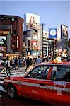 Omotesando Street Scene, Tokyo, Kanto, Honshu, Japan Stock Photo - Premium Rights-Managed, Artist: Siephoto, Code: 700-03814267