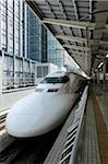 Shinkansen Bullet Train, Tokyo, Kanto, Honshu, Japan Stock Photo - Premium Rights-Managed, Artist: Siephoto, Code: 700-03814279