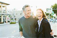 Couple Walking Stock Photo - Premium Rights-Managednull, Code: 700-03814487