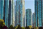 Downtown Condominium Towers, Vancouver, British Columbia, Canada Stock Photo - Premium Rights-Managed, Artist: J. A. Kraulis, Code: 700-03815071