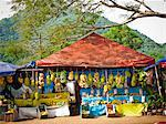 fruit stand in manzanillo, colima, mexico Stock Photo - Premium Royalty-Free, Artist: Pierre Arsenault, Code: 673-03826289