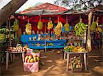fruit stand in manzanillo, colima, mexico Stock Photo - Premium Royalty-Free, Artist: UpperCut Images, Code: 673-03826290